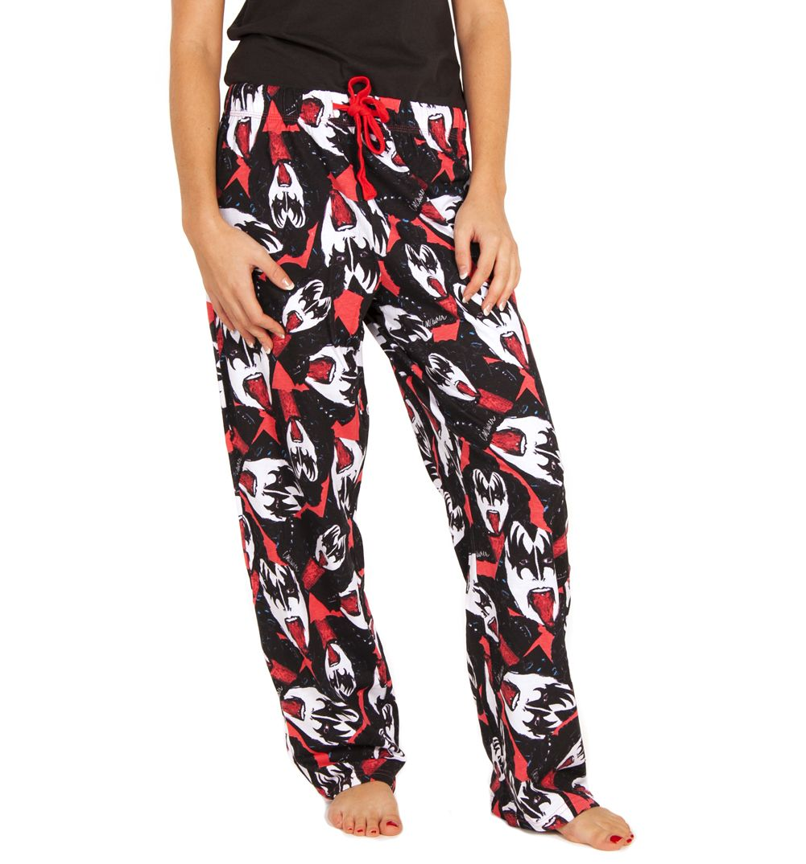 KISS All Over Print Lounge Pants Lounge pants, Rocker