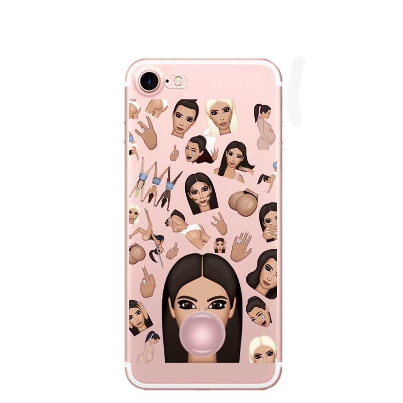 coque iphone 7 kim k