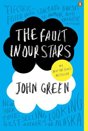Photo of The Fault in Our Stars by John Green: 9780142424179 | PenguinRandomHouse.com: Books