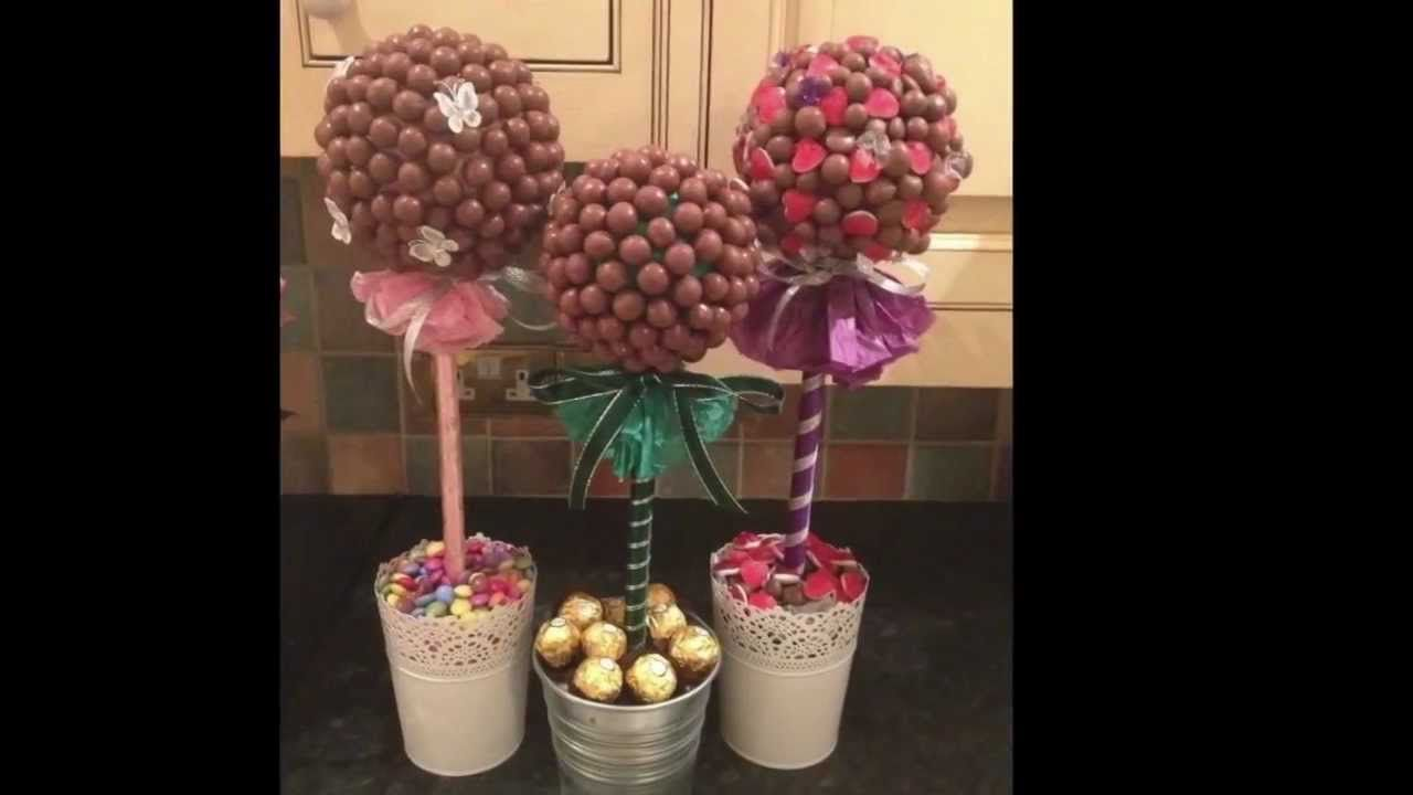 Sweet Trees By The Candy Orchard