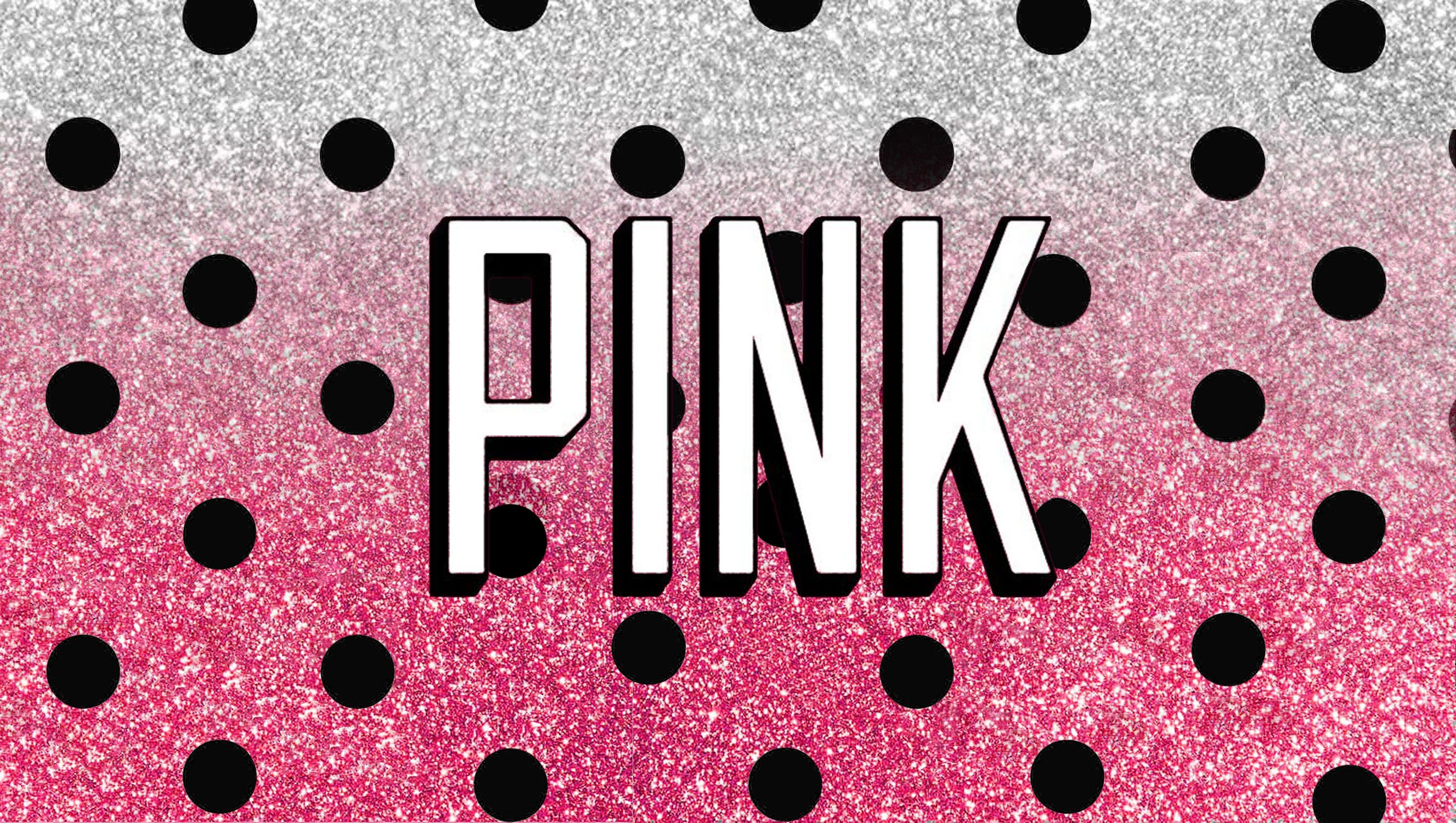Victoria secret love pink background pink galaxy for Victoria secret wallpaper for room