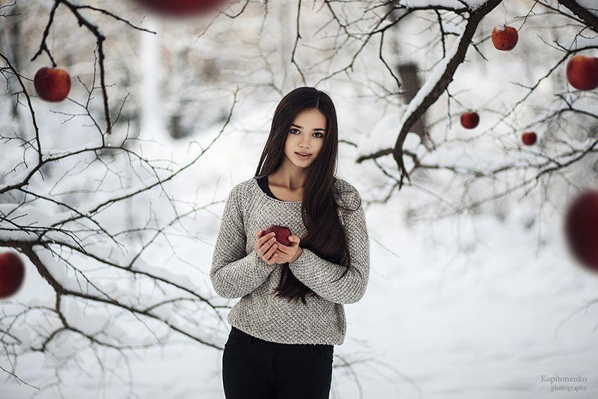 Идеи для фото природы зимой
