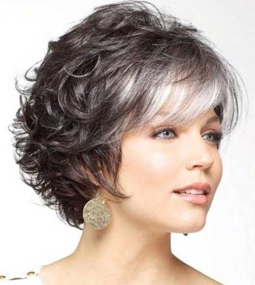 Ladies Hairstyles Short Hairstyles For Older Women 2014  2015  Latest Bob Hairstyles