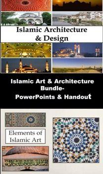 islamic art architecture bundle 2 powerpoints tpt art