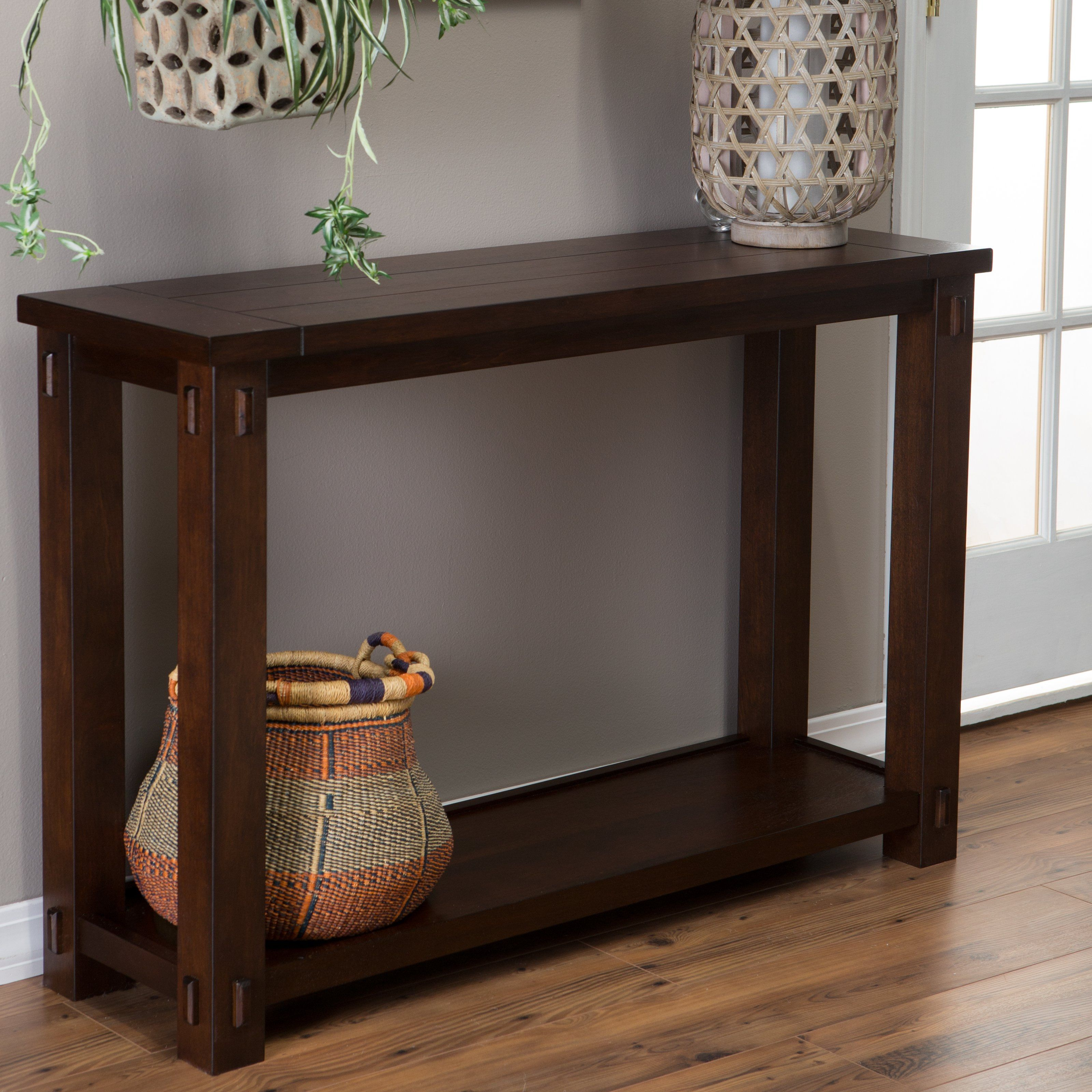 36 Console Table With Storage