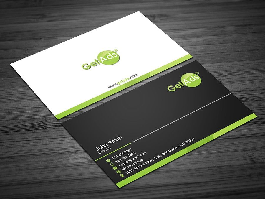 Looking for great business cards. by Hasanssin | Logo & business ...