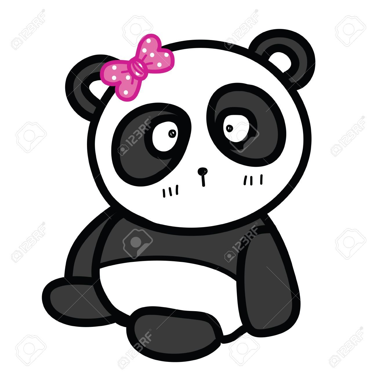 Cute Cartoon Panda Pictures Funny Pictures Pinterest