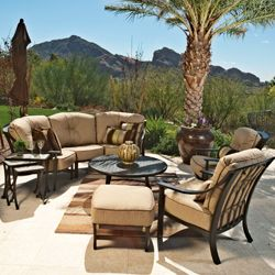 Mallin Ellington Outdoor Furniture New house Pinterest