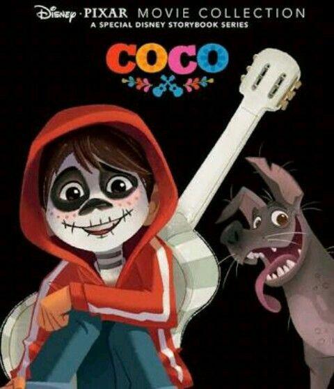 Pin En Coco Pixar