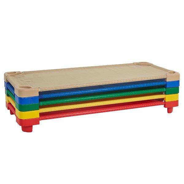 Assorted Color Standard Cots