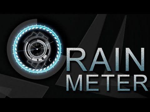 Rainmeter Tutorial | Brandon Bias' Rainmeter Setup | Customize Your Windows Desktop - YouTube