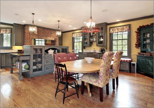 Key Interiors by Shinay: English Country Kitchen Ideas | Kitchen ...