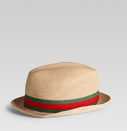 5cabe7e3647 My Gucci straw fedora