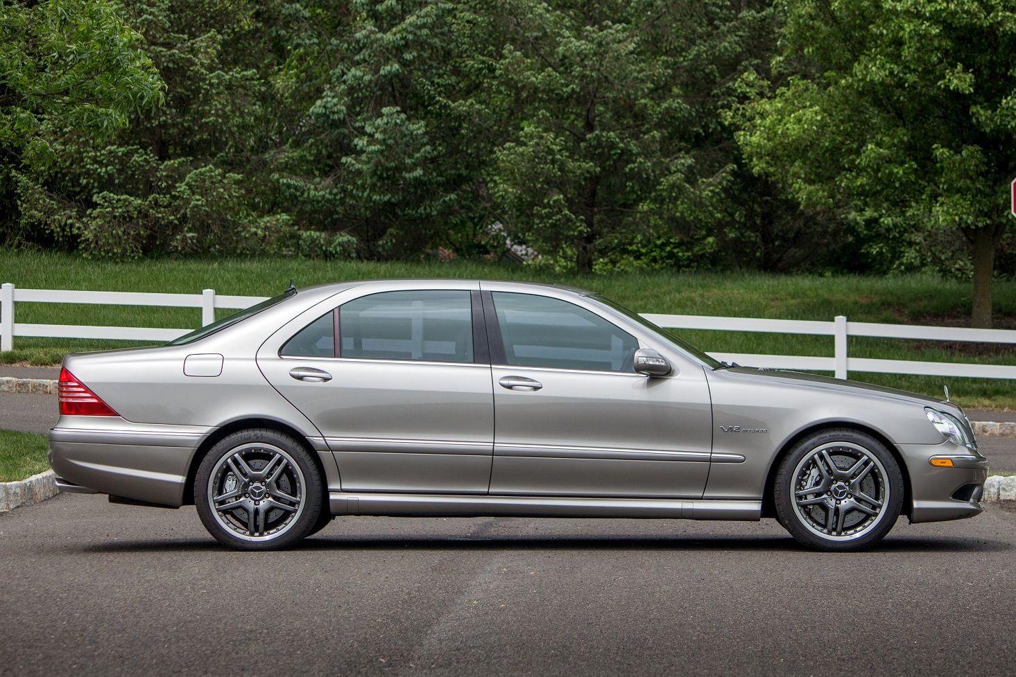 5KMile 2006 MercedesBenz S65 AMG Mercedes benz, Benz