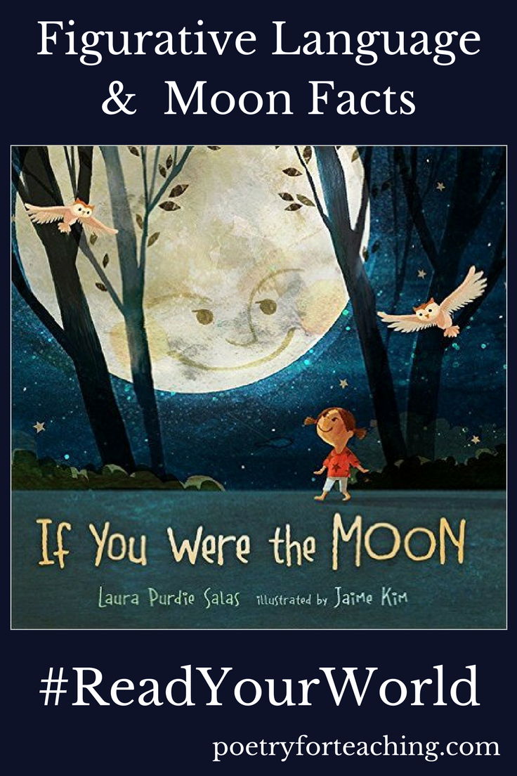 """#ReadYourWorld. """"If You Were the Moon,"""" by Laura Purdie ..."""