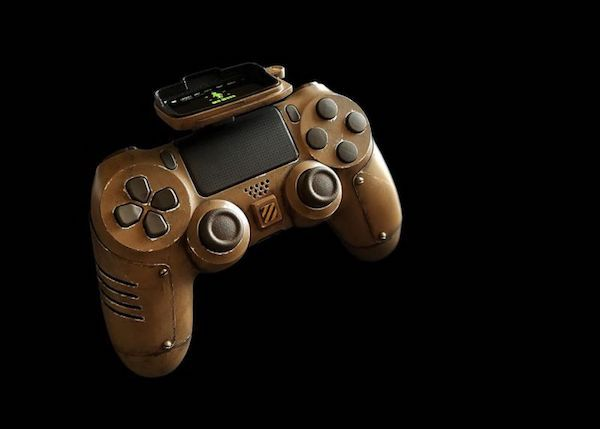 This Fallout Pip-Boy PS4 Controller Is Wasteland Design At It's