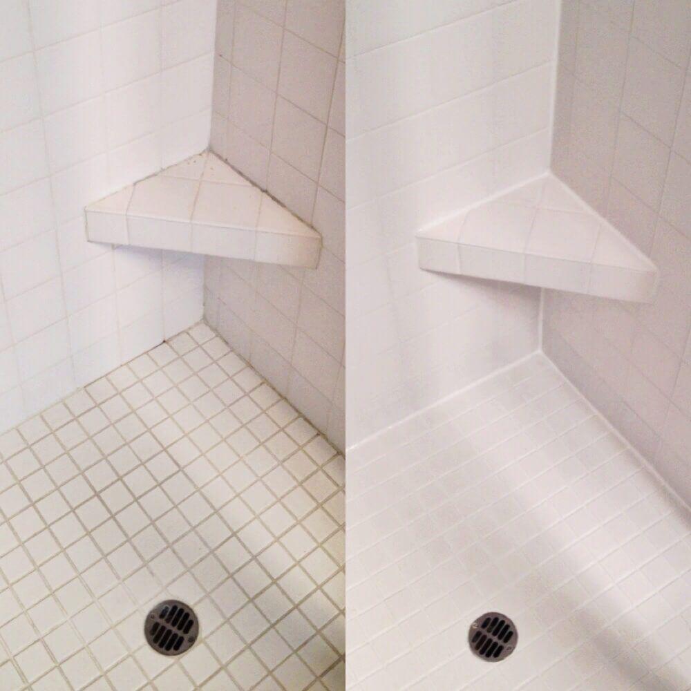 Regrouting Shower Tile Cost Factors Regrout Shower Tile Painted
