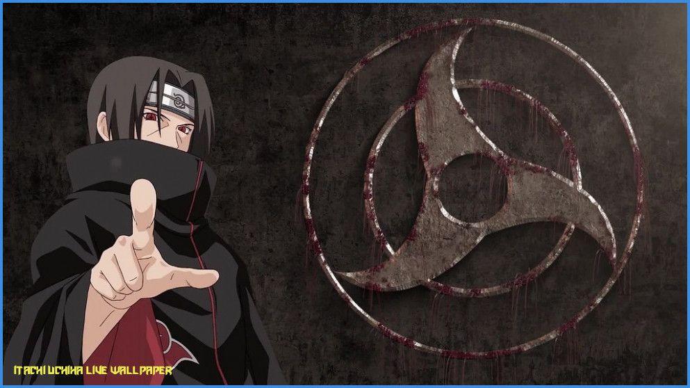 10 Things You Should Do In Itachi Uchiha Live Wallpaper Itachi Uchiha Live Wallpaper Wallpaper Naruto Shippuden Live Wallpapers Sharingan Wallpapers