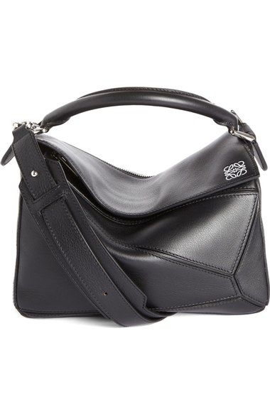 79c788459012 LOEWE  Mini Puzzle  Calfskin Leather Bag.  loewe  bags  shoulder bags   clutch  leather  hand bags
