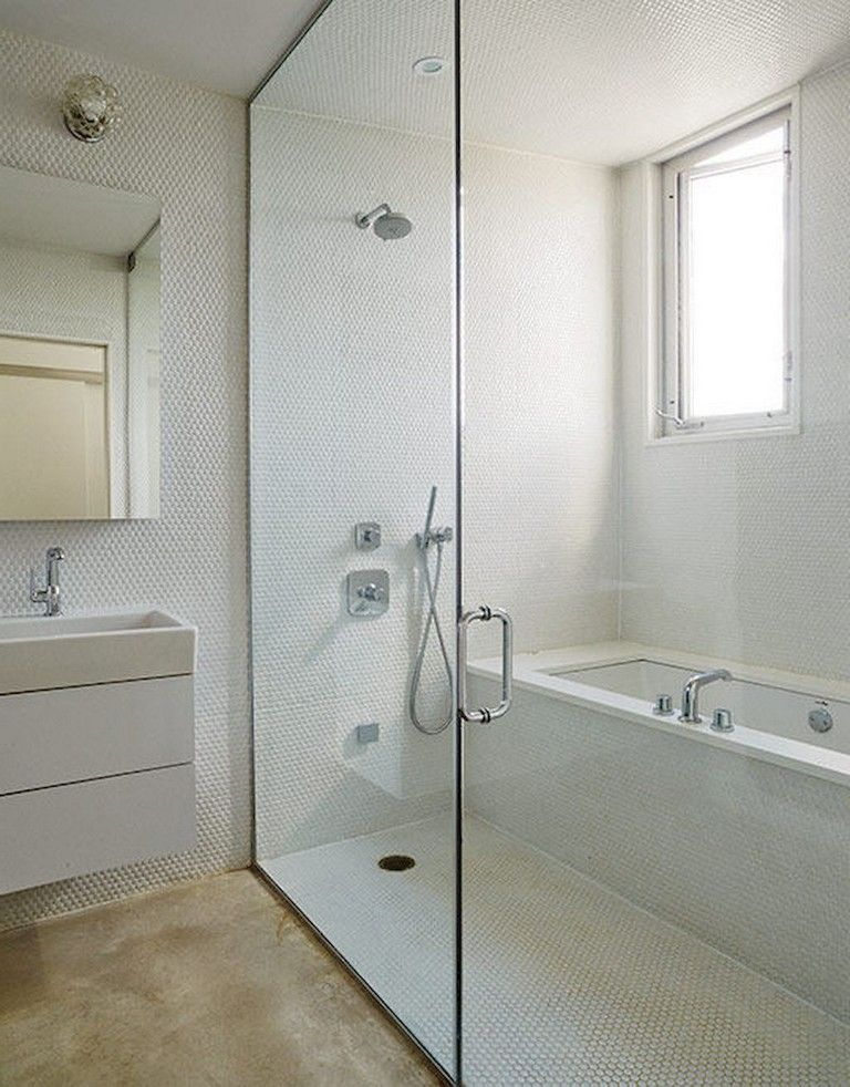 53 Cold Bathroom Shower Makeover Ideas With Images Small