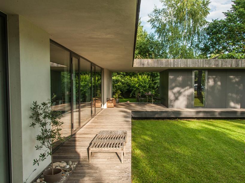 24+ Haus mit innenhof modern 2021 ideen