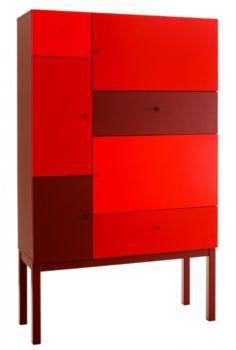 COLORE - Bahuts et vitrines - Séjours - Meubles | FLY | meubles ...
