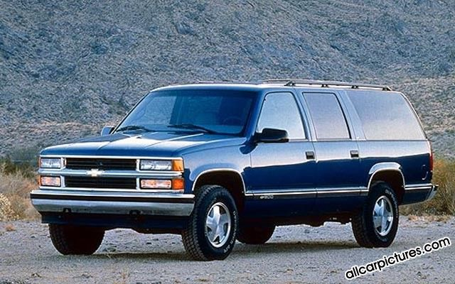 Shared This 94 Chevy Suburban With My Hubby Perfect Family Truck