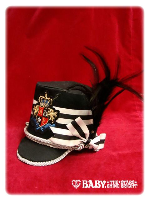 Alice and the Pirates Toy's March Mini Hat