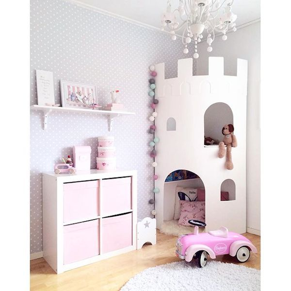 Habitaciones infantiles ideas molonas bebe pinterest for Ideas decoracion habitaciones bebes