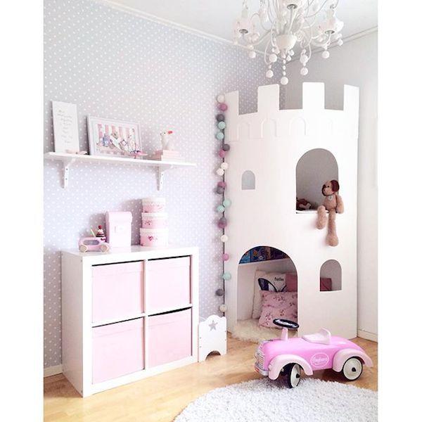 Habitaciones infantiles con castillos habitaci n - Habitaciones ninos originales ...