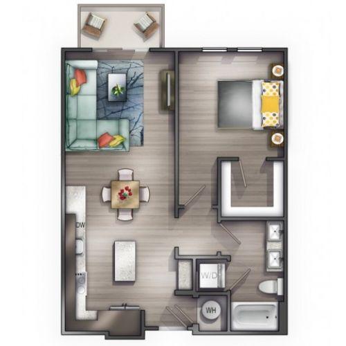 Peyton stakes deco planos de apartamentos peque os for Planos apartamentos pequenos