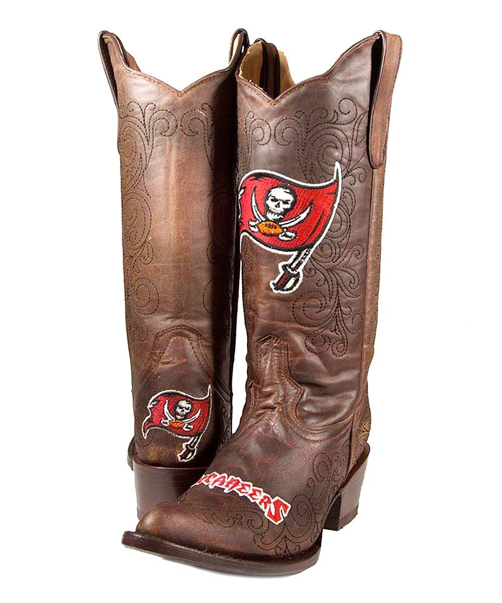 Tampa Bay Buccaneers Flyover Cowboy Boot Women Zulily Cowboy Boots Women Boots Womens Boots