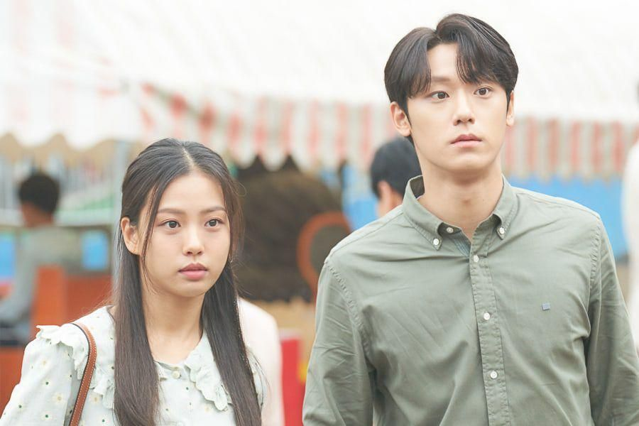 """Go Min Si And Lee Do Hyun Go On An Unpredictable Date In """"Youth Of May"""""""