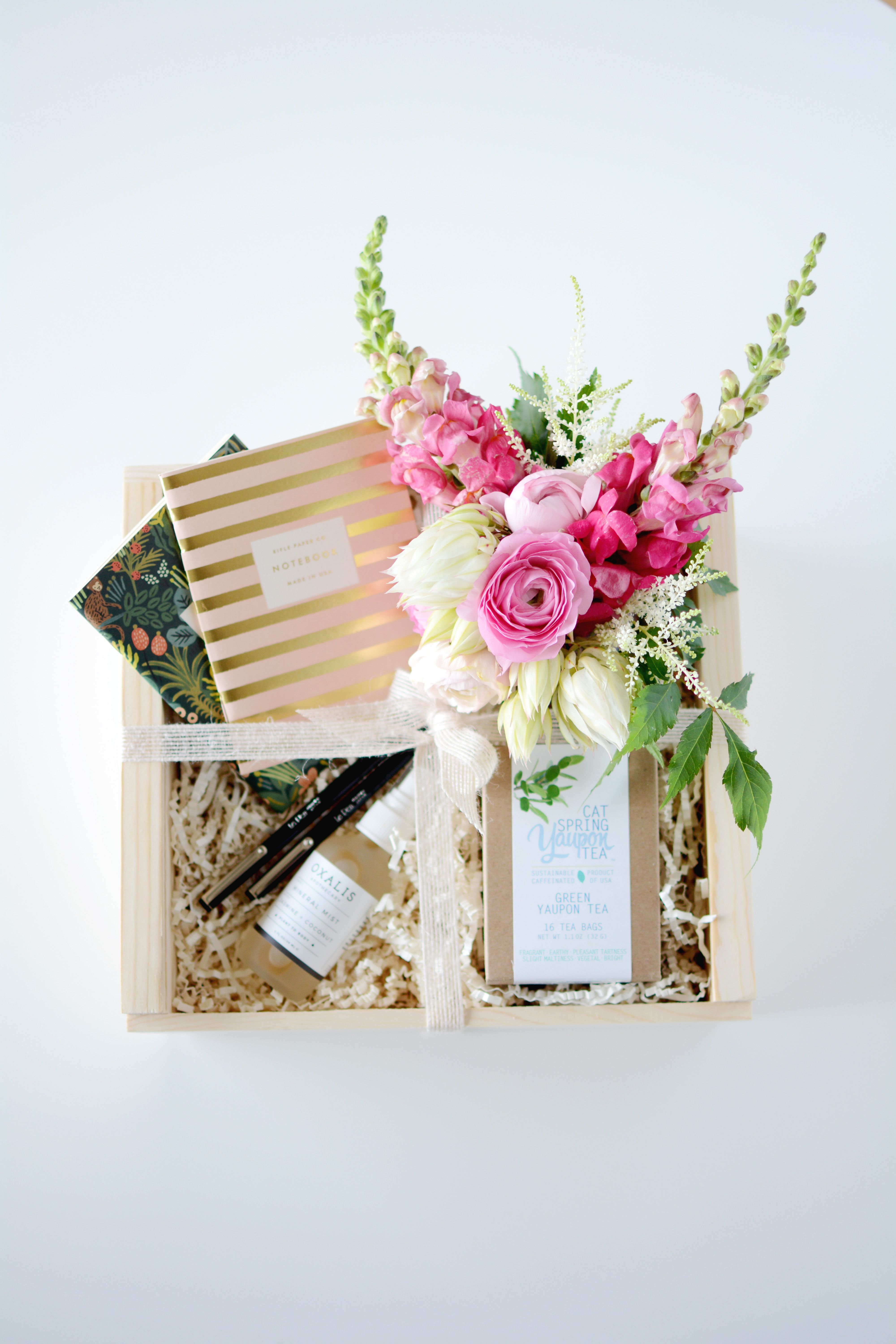 The Go Getter Box Is The Perfect Gift Box For A Girl On The Go And