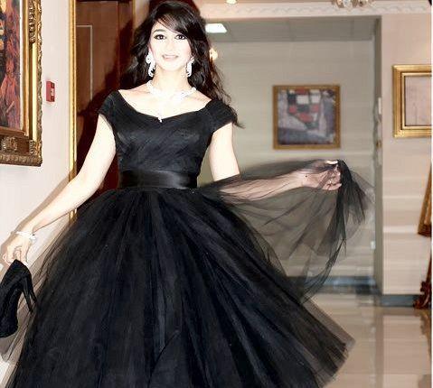 فساتين قصيرة منفوشة اسود Dresses Fashion Victorian Dress
