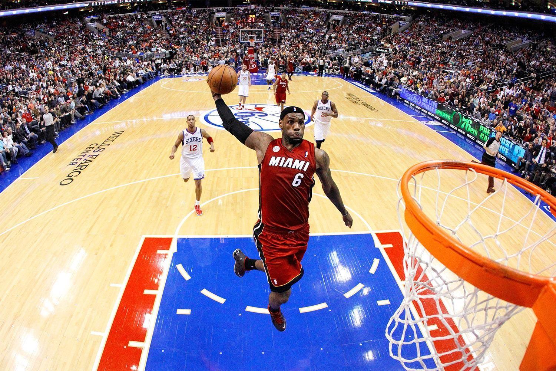 Top 10 las mejores Dunks del 2014 en la NBA