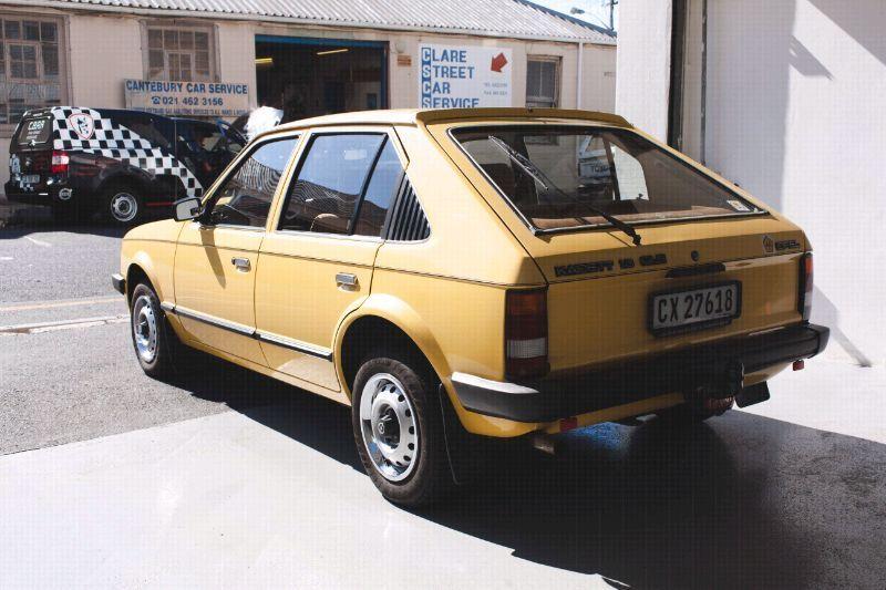 Opel Kadett for sale Parow Gumtree South Africa