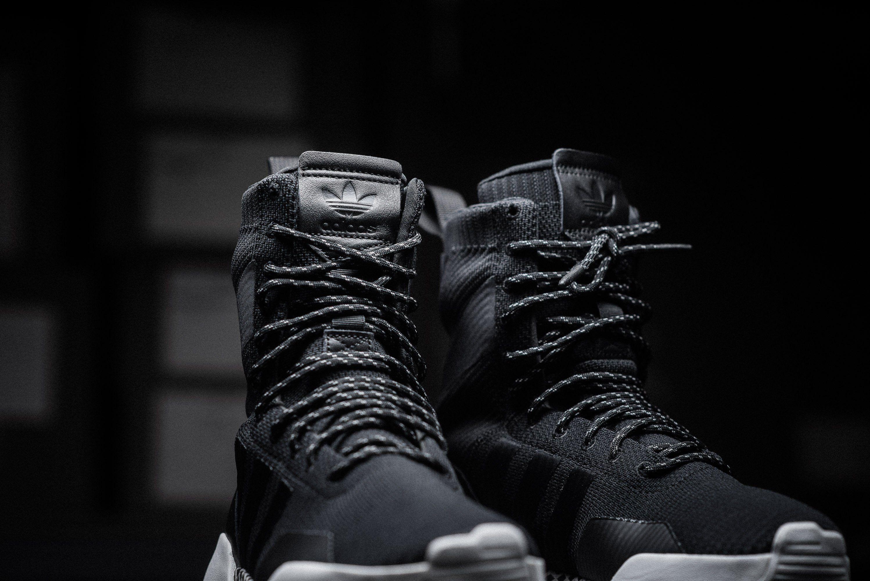 27ea3a4826 Adidas F 1.3 Primeknit Boots - Core Black via Politics.
