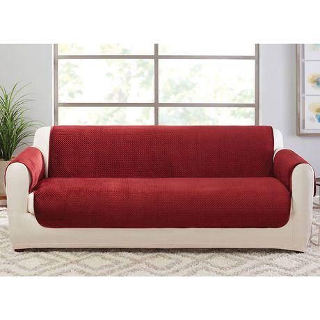 Surefit Sure Fit Elegant Pick Stitch Sofa Furniture Cover Paprika 1 Sofa Furniture Furniture Covers Sofa