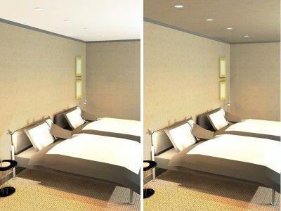 失敗しない 張替えリフォームの天井クロス 壁紙選び 寝室 壁紙