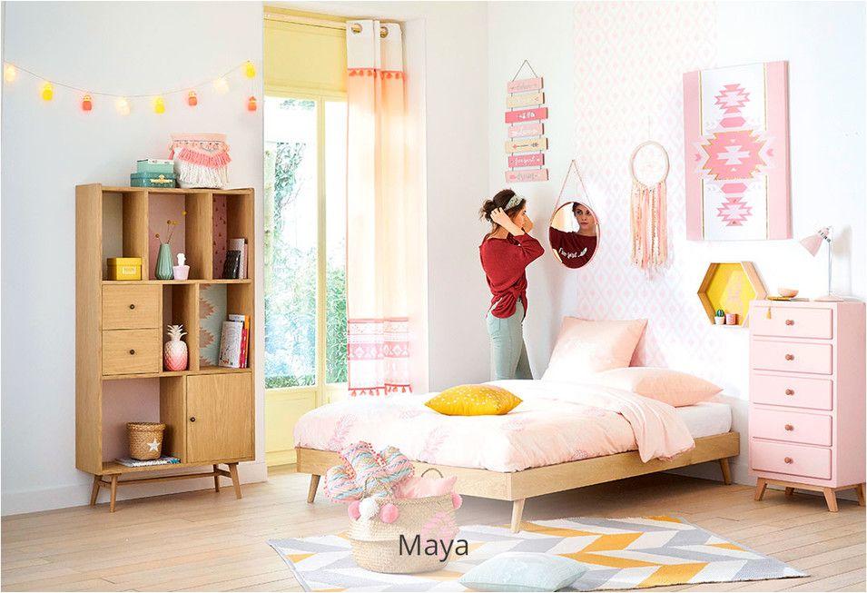 Chambre ado - Déco, styles & inspiration | Maisons du Monde | Room ...