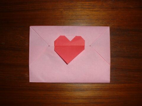 Origami Diagrams  Origami Envelopes    Origami