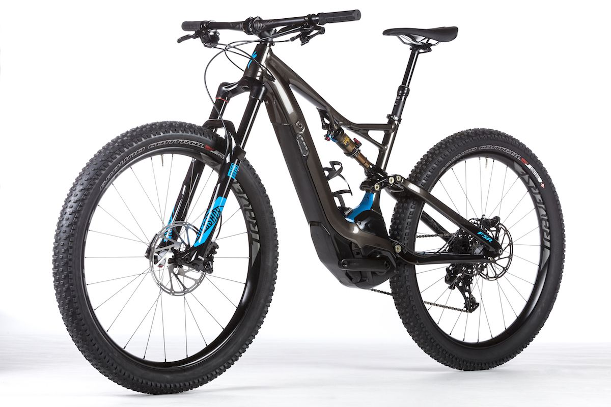 Electric Assisted Mountain Bike The Turbo Levo Flow Mountain