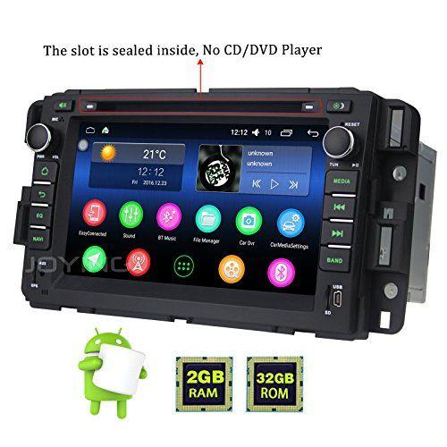 Joying 7 2gb 32gb Android 60 Marshmallow Bluetooth 40 Stereo Radio For Chevy Chevrolet Tahoe Gmc Yukon Buick Enc Gps Navigation Chevy Chevrolet Chevrolet Tahoe