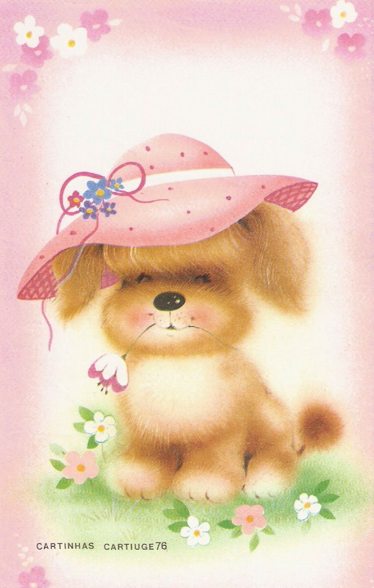 cartinhas #cartiuge 76 #puppy #papeldecarta