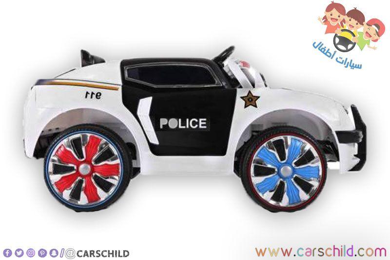 سيارة اطفال شرطة Kids Police Car Kids Police Police