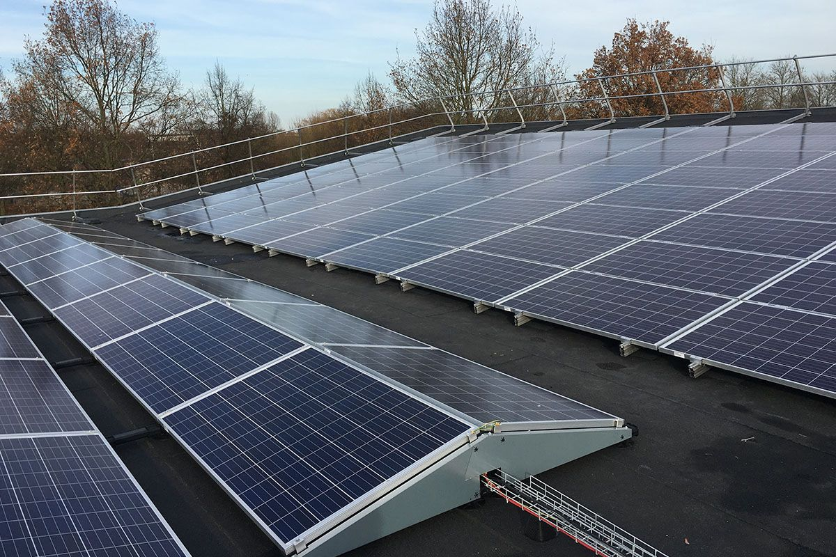 Zonnepanelen Services