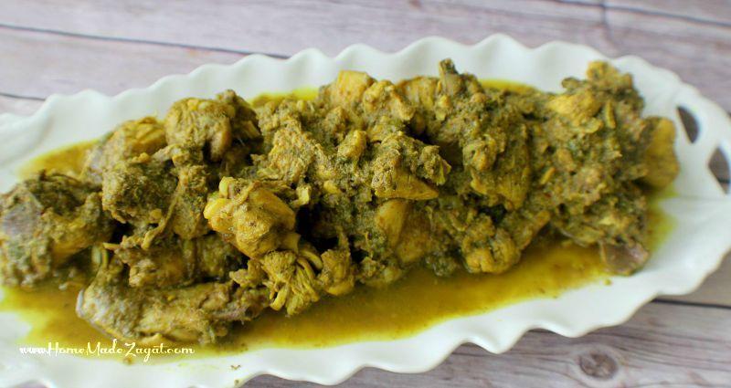 recipe: trinidad curry chicken coconut milk [35]