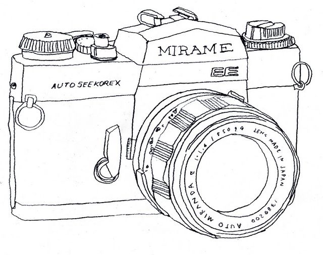 Mirame Auto Super Camera by johnefrench, via Flickr