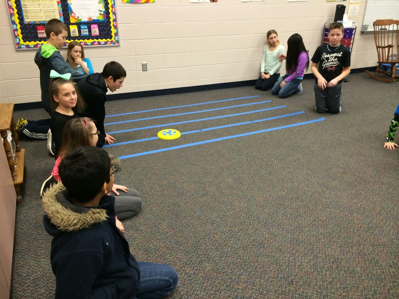 The Journey Of An Elementary Music Teacher Fun With Boomwhackers And Treble Clef Frisbee